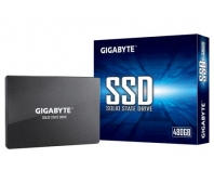 SSD|GIGABYTE|480GB|SATA 3.0|Write speed 480 MBytes/sec|Read speed 550 MBytes/sec|2,5"