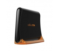 MikroTik HAP mini RB931-2nD MikroTik RB931-2nD hAP mini Access Point 10/100 Mbit/s, 2.4GHz, Wi-Fi standards 802.11b/g/n, Antenna type Internal, 2.4 GHz, Wi-Fi, No