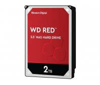 Internal HDD WD Red 3.5'' 2TB SATA3 256MB IntelliPower, 24x7, NASware™