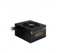 Chieftec ATX PSU Core series BBS-500S, 12cm fan, 500W, 80 PLUS® Gold, Active PFC