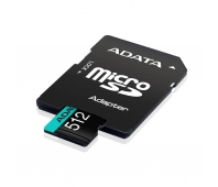 ADATA 512GB Premier Pro MICROSDXC, R/W up to 100/80 MB/s, with Adapter