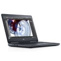 Dell Precision M7520 - 15.6 inch FHD TN, Intel Xeon E3-1545M v5 (4C, 2.90 GHz, 35W), 32GB (2x16GB) DDR4 SDRAM 2400MHz, 512GB PCIe SSD, NVIDIA Quadro M220 4GB GDDR5, Intel 2B Wireless AC 8265 (802.11ac) 2x2+BlT 4.2, 6-cell 91W/HR Battery, SmartCard reader, UK Backlit Keyboard, Windows 10 Pro, 3y