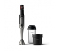 Philips Viva Collection ProMix Handblender HR2651/90 800W blending power SpeedTouch with speed guidance