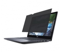 Dell - Laptop privacy filter - 14-inch - black