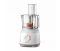 Philips Daily Collection Compact Food Processor HR7320/00 700 W 19 functions 2-in-1 disc In-bowl storage