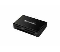 MEMORY READER FLASH ALL-IN-1/USB3 BLACK TS-RDF8K2 TRANSCEND