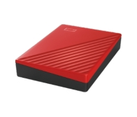 WD My Passport 4TB portable HDD USB3.0 USB2.0 compatible Red Retail