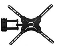 Gembird TV wall mount (rotate & tilt), 32''-55'', 30kg, black