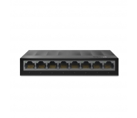TP-LINK LiteWave 8-Port Gigabit Desktop Switch 8 Gigabit RJ45 Ports Desktop Plastic Case