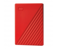WD My Passport 2TB portable HDD USB3.0 USB2.0 compatible Red Retail