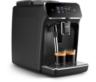 Philips Series 2200 Fully automatic espresso machines EP2224/10 2 beverages Classic Milk Frother Cashmere grey