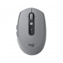 Logitech® Wireless Mouse M590 Multi-Device Silent - Mid Grey Tonal - EMEA