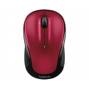 Logitech Wireless Mouse M235 Red WER