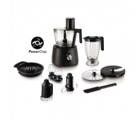 Philips Avance Collection Food processor HR7776/90 1000 W Compact 2 in 1 setup 3.4 L bowl
