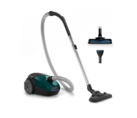 Philips PowerGo Vacuum cleaner with bag FC8246/09 Allergy filter 3L Turbo brush
