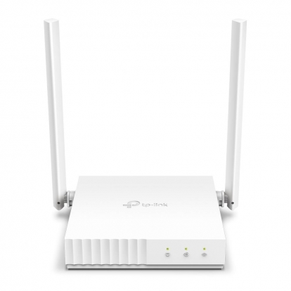 TP-LINK N300 Wi-Fi Router 300Mbps at 2.4GHz 5 10/100M Ports 2 antennas Router/Access Point/Range Extender/WISP mode IPTV IPv6 Read