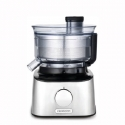 KENWOOD Food processor FDM307SS Multipro Compact, 800W, 2 speeds + Pulse, Stainless steel knife blades, Inox color