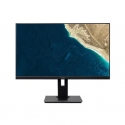 """LCD Monitor ACER B227QBMIPRZX 21.5"""" Panel IPS 1920x1080 16:9 4 ms Swivel Height adjustable Tilt Colour Black UM.WB7EE.006"""