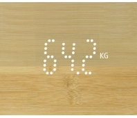 PS 440 Bamboo Scale