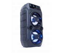 Portable Speaker|GEMBIRD|Wireless|Bluetooth|Blue|SPK-BT-13