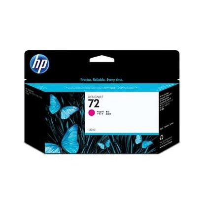 HP no.72 Ink Cart. Magenta with Vivera Ink (130ml)