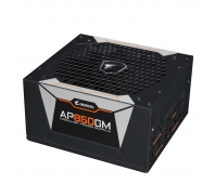 Power Supply|GIGABYTE|850 Watts|Efficiency 80 PLUS GOLD|PFC Active|MTBF 100000 hours|GP-AP850GM