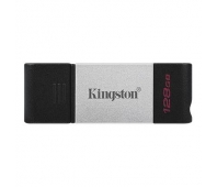 KINGSTON 128GB USB-C 3.2 Gen 1 DataTraveler 80