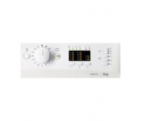 INDESIT Washing machine MTWSA 51051 W EE, 5 kg, 1000rpm, Energy class F (old A++), 43cm, White
