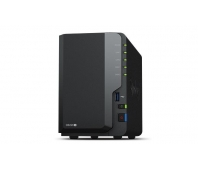 SYNOLOGY DS220+ 2-Bay NAS-Case Celeron J4025 2-core 2.0GHz burst up to 2.9GHz 2GB DDR4