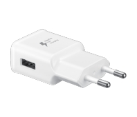 Travel adapter for Samsung Fast charge (15W) (White)