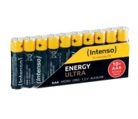 BATTERY ALKALINE AAA 1.5V/10PCS 7501910 INTENSO