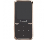 INTENSO 3717460 Intenso MP4 player 8GB Video Scooter LCD 1,8 Black
