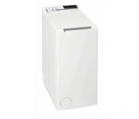 WHIRLPOOL Washing machine TDLR 7221BS TOP 7 kg, 1200 rpm, Energy class E (old A+++), Depth 60 cm, SenseInverter motor, LED screen