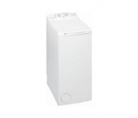 WHIRLPOOL Washing machine TDLR 6030S TOP 6 kg, 1000 rpm, Energy class D (old A+++), Depth 60 cm, LED screen