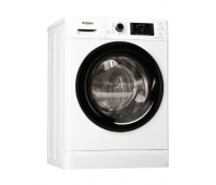 WHIRLPOOL Washing machine FWSD 81283 SV EE N, Energy class D (old A+++), 8kg, 1200 rpm, Depth 48 cm, 6th Sense, Inverter Motor