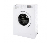 BEKO Washing Machine WRE6512BWW, Energy class E (old A+++), 6kg, 1000rpm, Depth 44cm