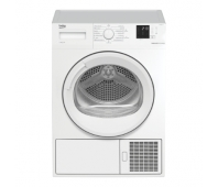 BEKO Dryer DS8452TA A++, 8kg, Depth 57 cm, Heat Pump, Aquawave