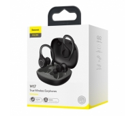 Baseus Encok TWS True Wireless Earphones W17 Black (Balck)