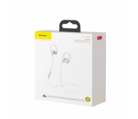 Baseus Encok Wireless Sport-Headphone S17 White (White)