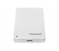 External HDD|INTENSO|Memory Case|1TB|USB 3.0|Colour White|6021561