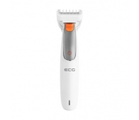 ECG Multi-function trimmer & shaver ZH 1321, 20 Cutting lengths from 0,5 to 10 mm, Charging time 8 hours, Operation time up to 30 min