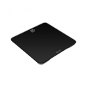 ECG Personal scale OV 1821 Black, Max. weight 180 kg, LCD display