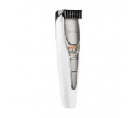 ECG Beard clipper ZS 1421, Cordless, 20 cutting lengths from 0,5 - 10 mm, Charging 8 hours, Operation time up to 40 minutes