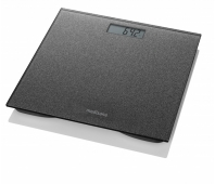 PS 500 Black Glass personal scale