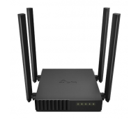 Wireless Router|TP-LINK|Wireless Router|1200 Mbps|1 WAN|4x10/100M|Number of antennas 4|ARCHERC54