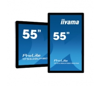 IIYAMA Prolite TF5538UHSC-B2AG 55inch Open Frame PCAP touch monitor with edge-to-edge glass