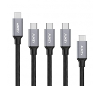 CABLE USB-C TO USB3 CB-CMD2/5PACK LLTSN101715A AUKEY