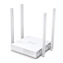 Wireless Router|TP-LINK|750 Mbps|1 WAN|4x10/100M|Number of antennas 4|ARCHERC24
