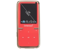 INTENSO 3717463 Intenso MP4 player 8GB Video Scooter LCD 1,8 Pink