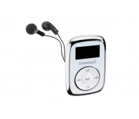 MP3 PLAYER 8GB WHITE/3614562 INTENSO